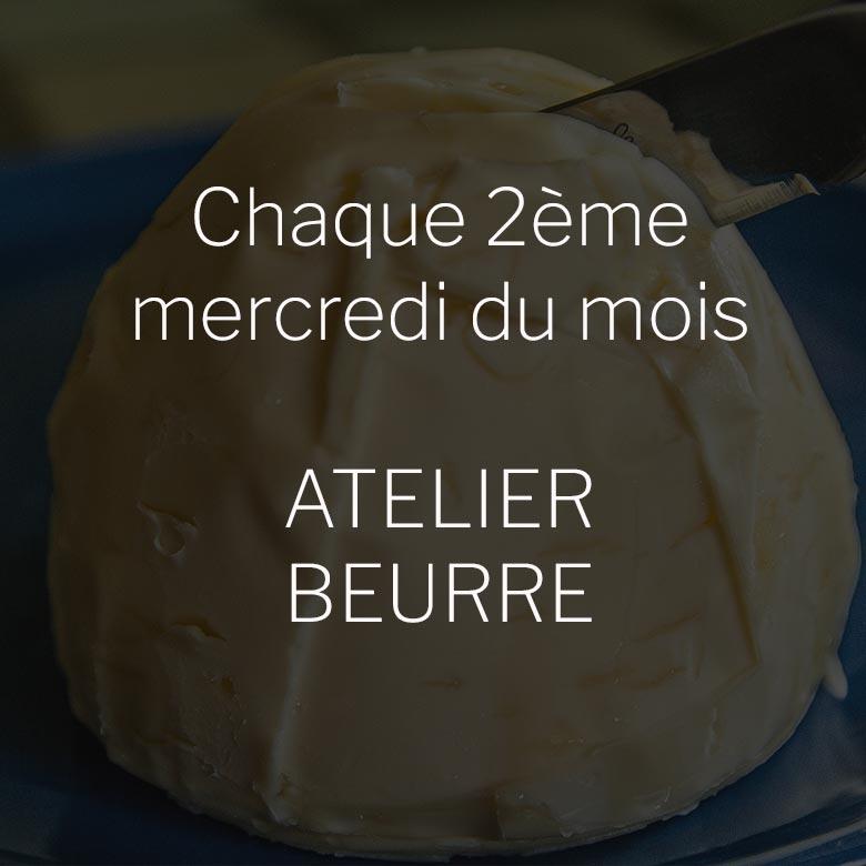 les secrets de la fabrication du beurre en Bretagne