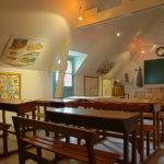La salle de classe de Bretagne après-guerre
