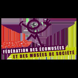 logo fédération des écomusées et des musées de société