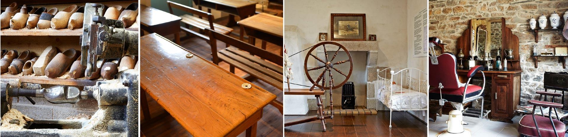 Un siècle de Bretagne à découvrir à l'Écomusée de Plouigneau