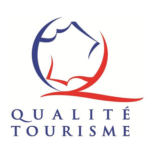 Logo du label Qualité Tourisme