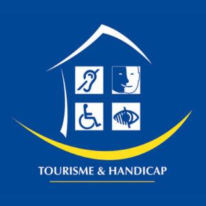 logo du label Tourisme & Handicap