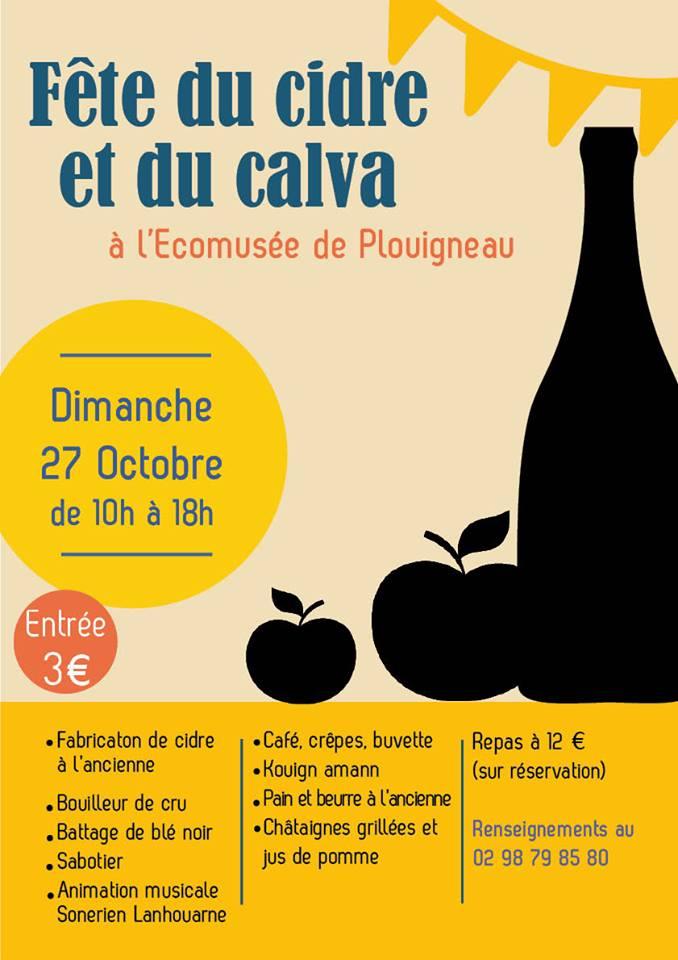 Fête du cidre Bretagne 2019