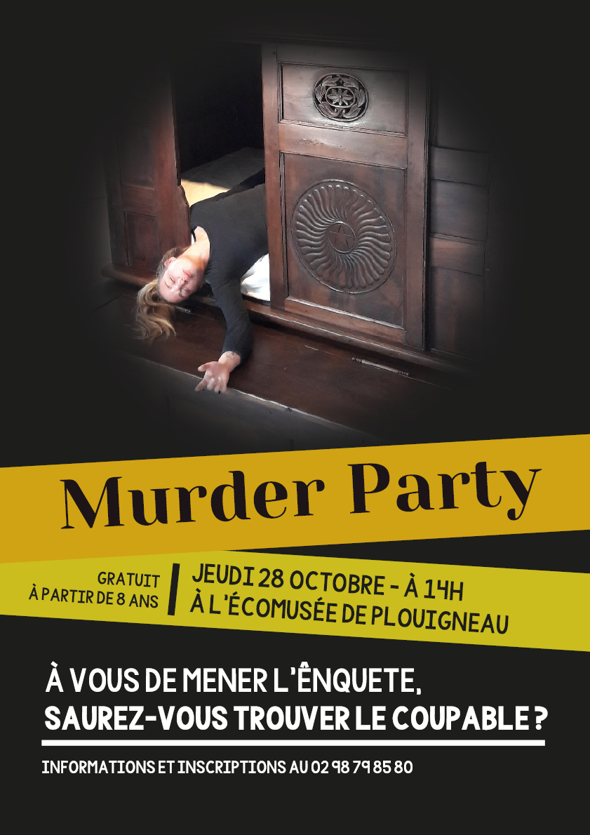 Murder Party - 28 octobre